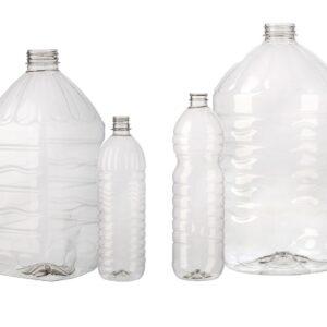 Μπουκάλι PET
