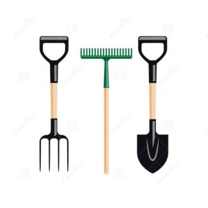 Εργαλεία Εκσκαφής Κήπου
